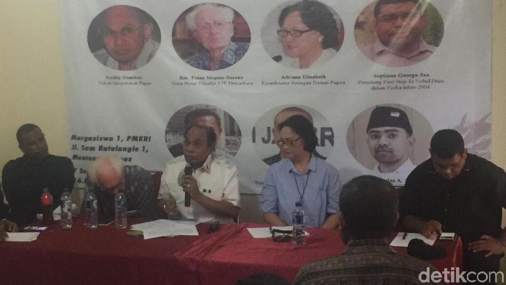 Romo Magnis: Papua Beda dengan Timor-Timur, RI Tak Akan Melepasnya