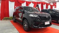 Intip Lagi Jeroan SUV Esemka yang Mirip Mobil Eropa