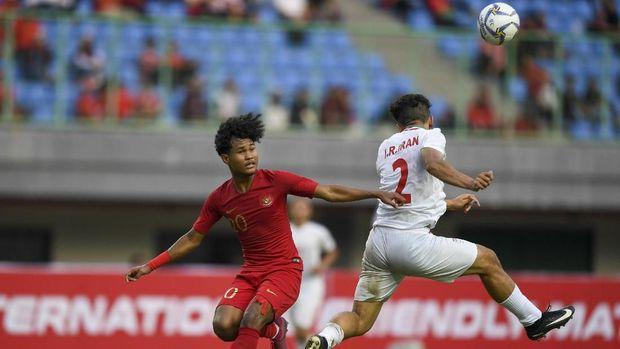 Timnas Indonesia U-19 akan dua kali bertemu China pada laga uji coba.