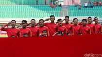 Laga Persahabatan: Timnas Indonesia U-19 Ditaklukkan China 1-3