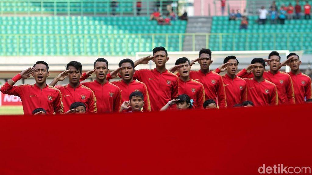 Jadwal Siaran Langsung Timnas U-19 Vs China