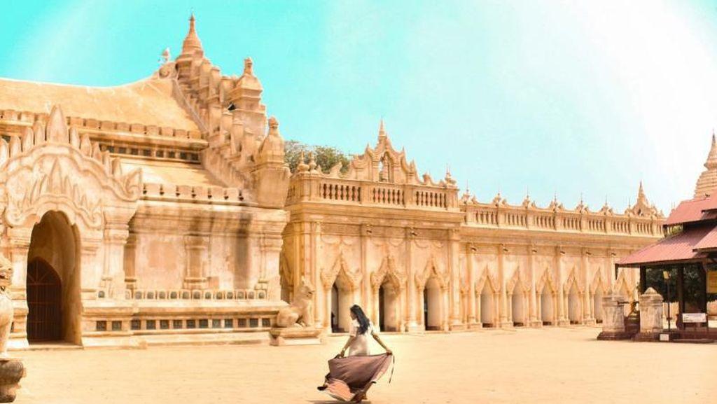 Pesona Myanmar, Negeri Seribu Pagoda