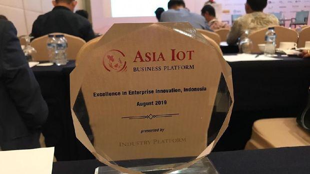 Sinergi IoT, Bikin 2 BUMN Diakui Dunia Internasional