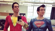 Bukan Henry Cavill, Siapakah Superman di Shazam?