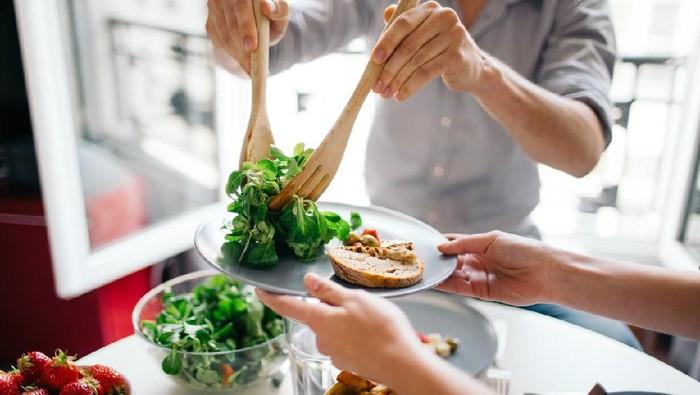 Diet intermiten bisa bikin panjang umur. (Foto ilustrasi: iStock)