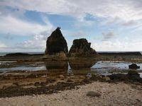 Pantai Sawarna.
