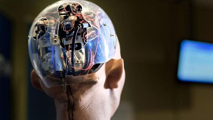 Ilustrasi robot. Foto: Istimewa