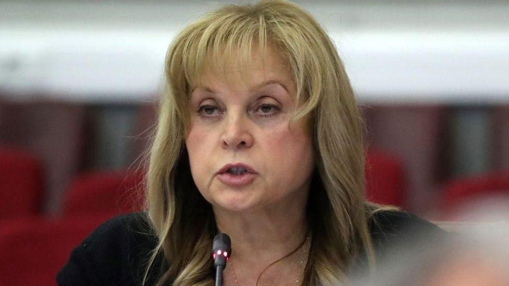 Ketua KPU Rusia Diserang Pria Bertopeng dengan Alat Kejut Listrik