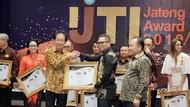 Bos Sido Muncul Dapat Penghargaan dari IJTI Jateng