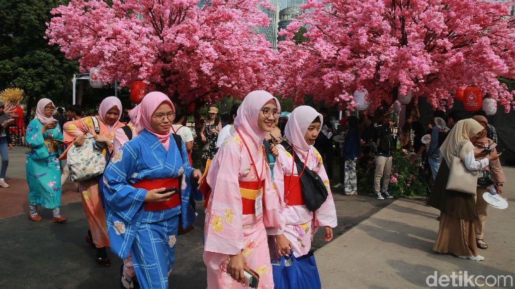 Mengenal Budaya Indonesia dan Jepang di Jak-Japan Matsuri