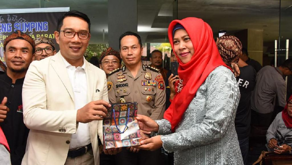 Kunjungi Paguyuban Sunda di Ternate, Ridwan Kamil Berpesan Ini
