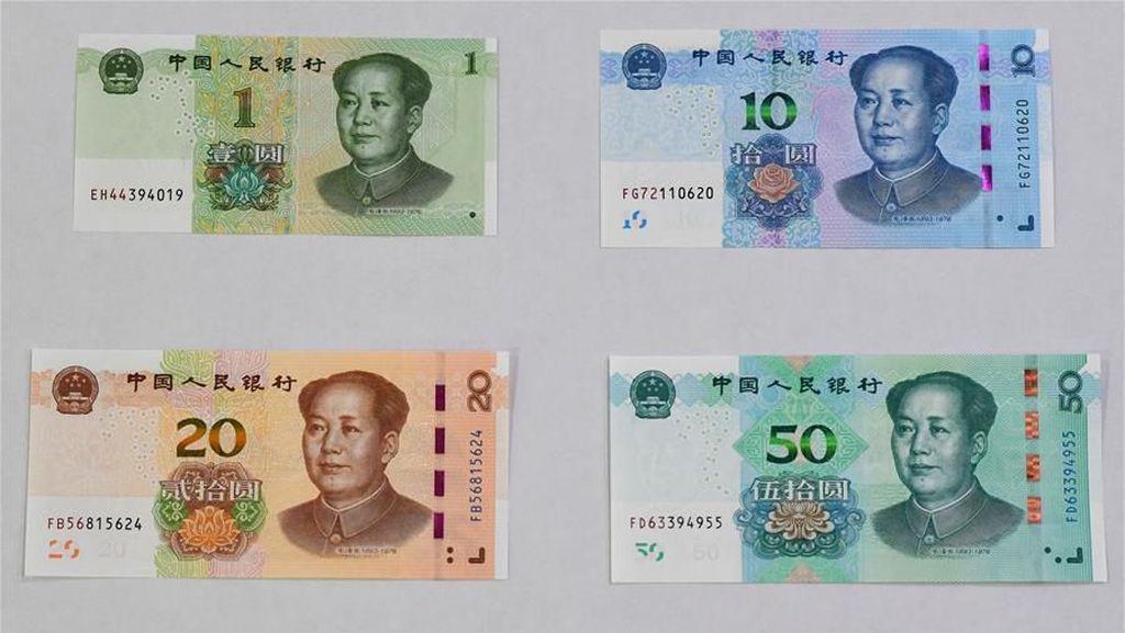 Ini Dia Desain Baru Yuan yang Anti Pemalsuan