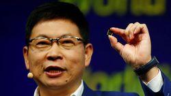 Qualcomm Cari Lisensi Buat Jual Chip ke Huawei