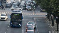 Kendaraan Tanpa Asap Bakal Konvoi Keliling Jakarta, Ini Rutenya