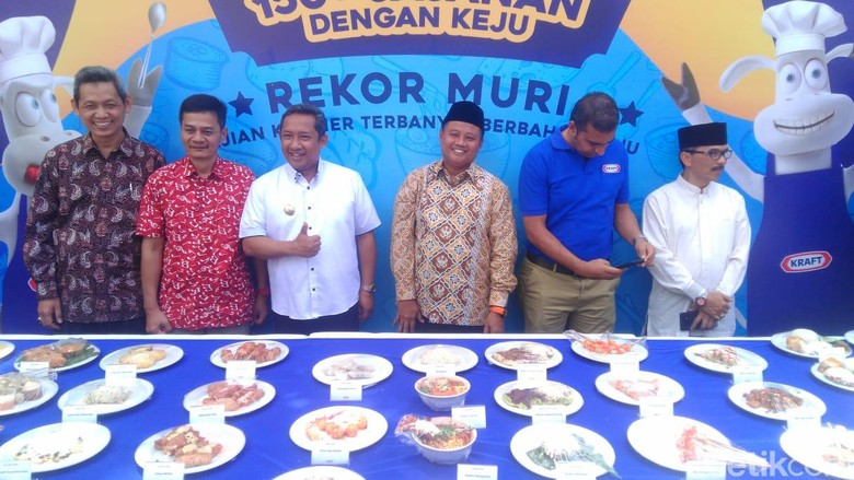 Dongkrak PAD, Pemkot Bandung Sasar Sektor Kuliner
