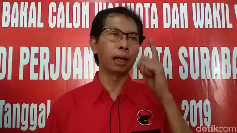 PDIP Surabaya Gelar Doa Bersama Sambut Pelantikan Jokowi