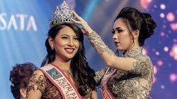 Clarita Mawarni, Si Cantik Putri Pariwisata Indonesia 2019