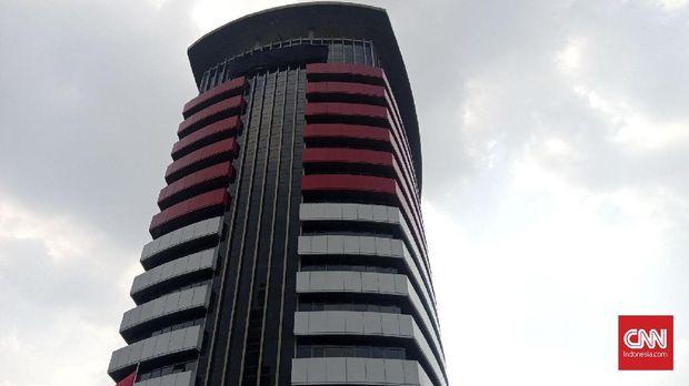 Gedung Merah Putih KPK.
