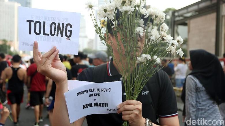 Alumni IAIN/UIN Jakarta Bikin Petisi Tolak Revisi UU KPK!