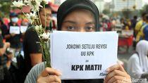 ICW: Naskah RUU KPK Selalu Melemahkan, Jokowi Harus Dengar Rakyat!