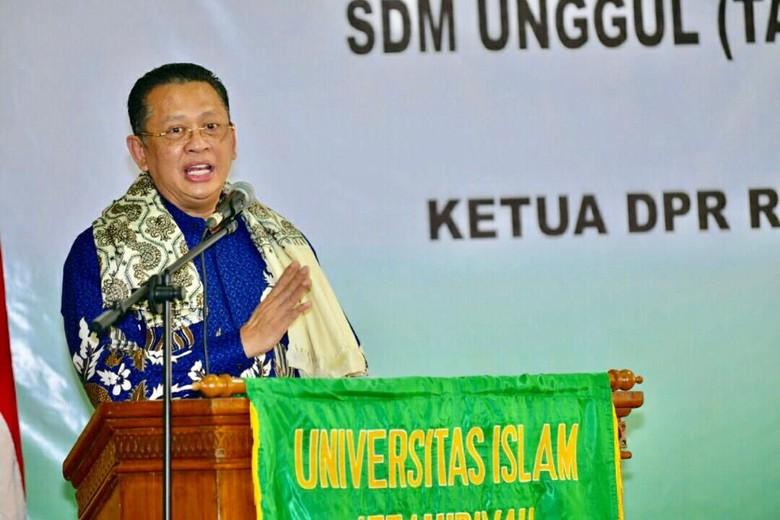 Ketua DPR: Tri Dharma Perguruan Tinggi Harus Mampu Hadapi Revolusi Industri 4.0