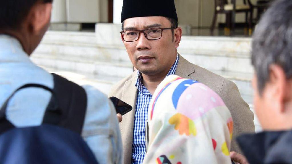 Mendagri Bisa Pecat Gubernur di Draf Omnibus Law, Ini Kata Ridwan Kamil