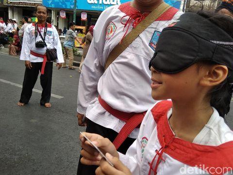 Ribuan Pesilat Nusantara dan Mancanegara Tumpah Ruah di Malioboro
