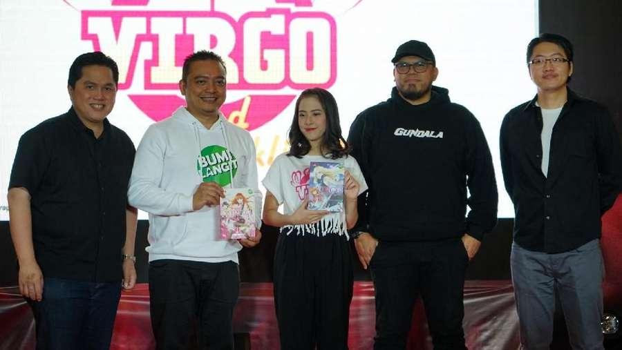 Kamu Mau Temani Zara Eks JKT48 di Virgo and The Sparklings?
