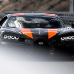 Lamborghini-Bugatti dari Kardus, Sumber Tenaganya Digowes