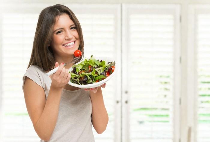 Pola makan sehat. Foto: iStock