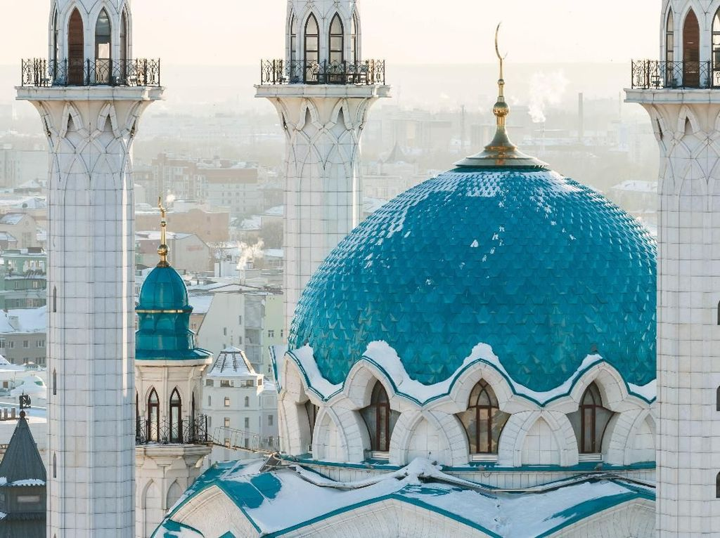 Masjidil Haram (Agoda)