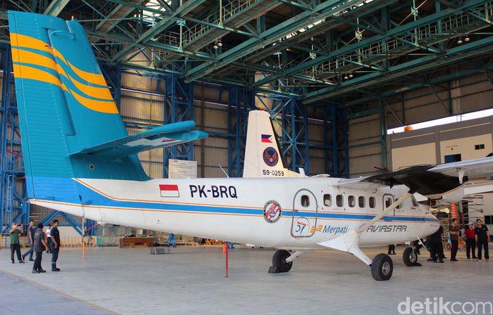 PT Merpati Nusantara Airlines berdiri pada tahun 1962, maskapai ini mengoperasikan jadwal penerbangan domestik dan Internasional. Namun maskapai ini tidak beroperasi sejak 1 Februari 2014, karena dampak dari kesulitan keuangan.