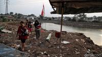 Waduk ini akan menjadi pusat revitalisasi sungai di Jakarta.