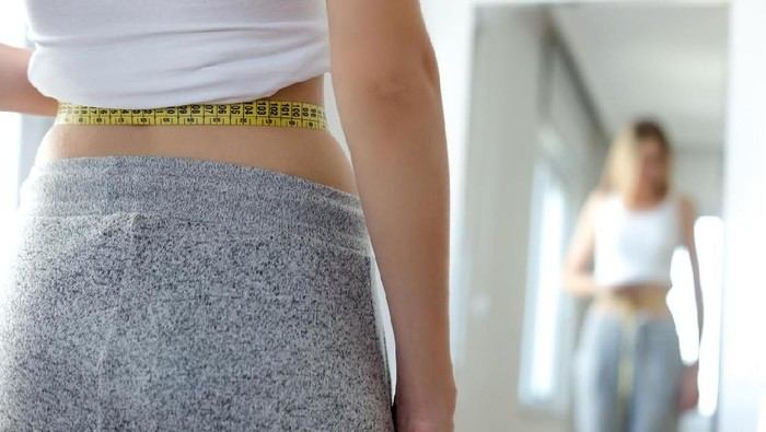 Nggak kurus-kurus juga? Coba lakukan tips antimainstream berikut ini. Foto: iStock