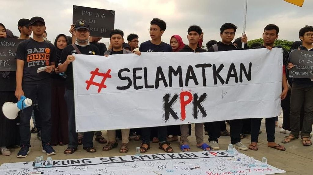 Kontrak Politik Capim KPK