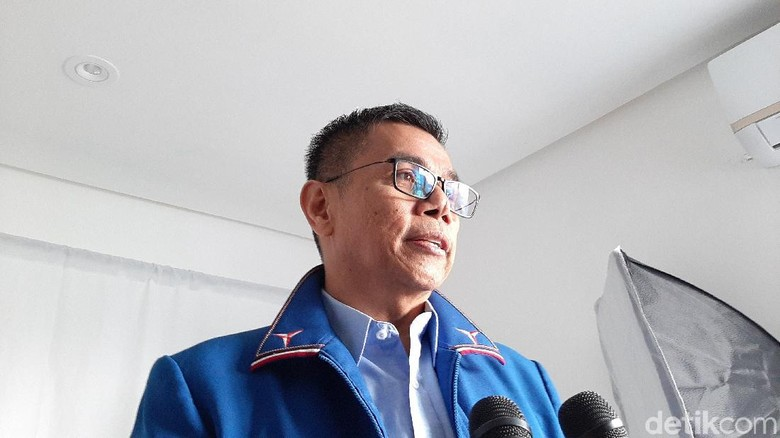 Wacana 10 Pimpinan MPR, PD Dukung Revisi UU MD3