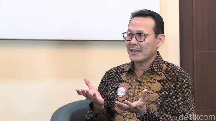 Direktur Utama BPJS Kesehatan, Fachmi Idris/Foto: dokumentasi 20detik
