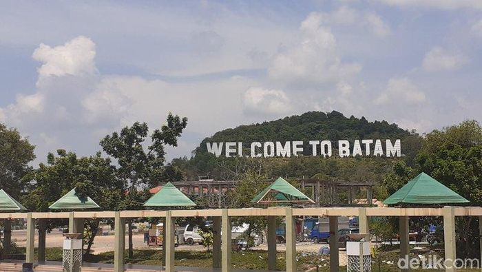 Ilustrasi Kota Batam (Antara Foto)