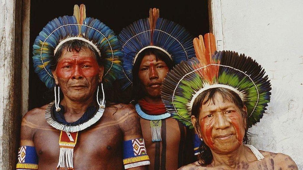 Berperang Selama 1 Abad, Suku-suku Asli di Hutan Amazon Akhirnya Bersatu