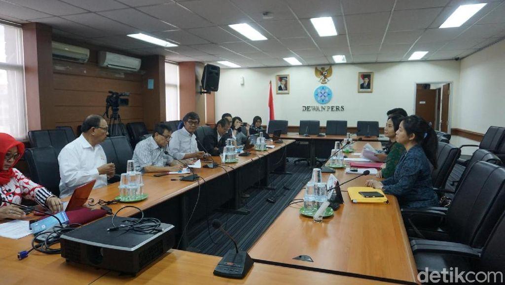 Tirto Siap Jalankan Rekomendasi Dewan Pers Terkait Laporan Livi Zheng