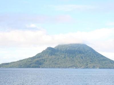 Foto: Menaklukkan Pulau Manado Tua