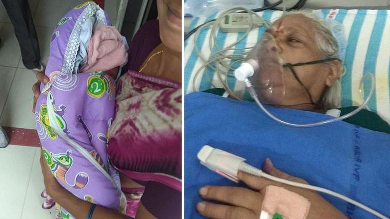 Selamat! Nenek 73 Tahun Lahirkan Bayi Kembar
