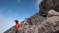Perjalanan menuju puncak yang sangat menantang (istimewa)