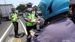 Pekan Depan Polisi Gelar Razia, Pelanggar Lalu Lintas Bakal Ditilang!