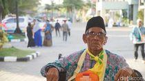 Masih Dirawat di Mekah, Jemaah Haji Tertua Aceh Berusia 99 Tahun Batal Pulang
