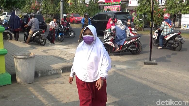 Kualitas Udara Makin Buruk, Libur Siswa SD di Jambi Diperpanjang