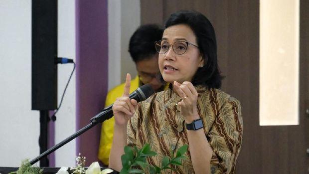 Jika RI Kena Resesi Apa yang Disiapkan, Ibu Sri Mulyani?