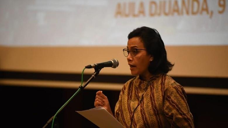 Manggung di Depan Jokowi, Sri Mulyani: Maaf Jika Kami Suka Ndablek-Nakal