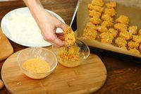 Cara membuat resep nugget ayam di rumah.