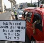 Akali Ganjil-Genap Berkendara Pelan di Tol Tak Punya Etika